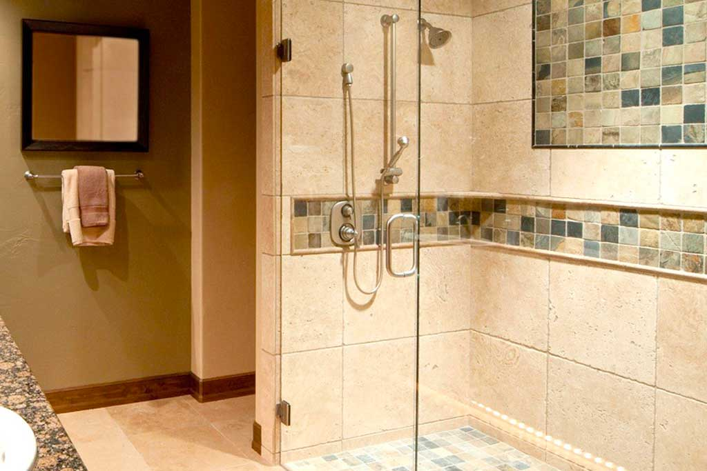 Southwest Florida Home with Handicap Accessible Shower from Naples Shower Repair & Remodeling