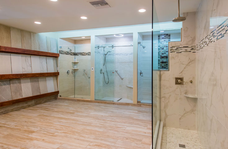 Naples Shower Repair and Remodeling Naples Florida Tile and Shower Showroom